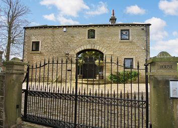 Thumbnail 4 bedroom barn conversion for sale in Totties, Scholes, Holmfirth