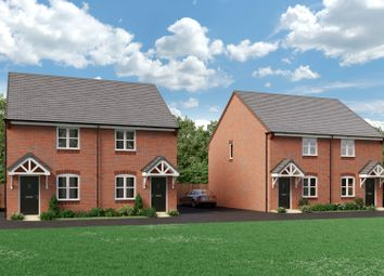 Thumbnail 2 bed property for sale in Milldale Road, Farnsfield, Newark