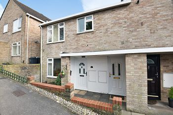 Thumbnail 1 bed flat for sale in Orchard Close, Warminster, Wiltshire