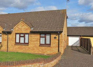 Thumbnail 2 bed semi-detached bungalow for sale in Heathcote Road, Bourne