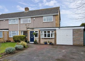 Thumbnail 3 bed semi-detached house for sale in Simpson Road, Lichfield