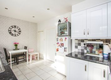 Thumbnail 2 bed town house for sale in Tudor Road, Hinckley