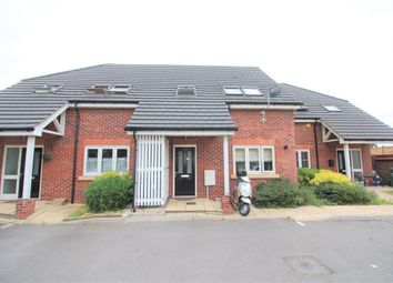 Thumbnail 3 bed terraced house for sale in The Kemptons, Desford Way, Ashford, Surrey