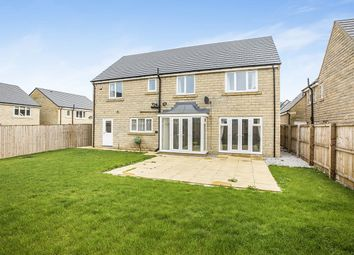 Thumbnail 5 bed detached house for sale in Hazelmoor Fold, Elland