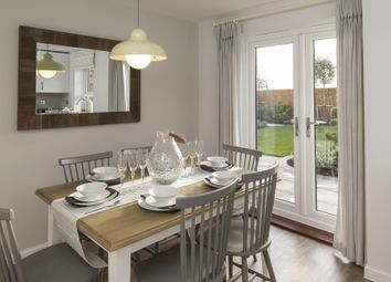 "Thumbnail 3 bed semi-detached house for sale in ""Maidstone"" at Oaksley Carr, Hull Road, Woodmansey, Beverley"