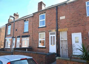 Thumbnail 2 bed terraced house for sale in Knighton Street, North Wingfield, Chesterfield, Derbyshire