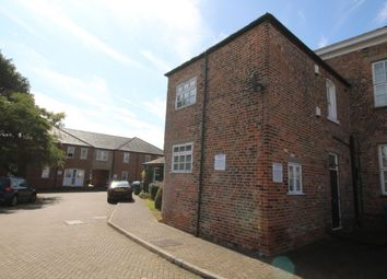 Thumbnail 2 bed flat for sale in Hailgate, Howden, Goole