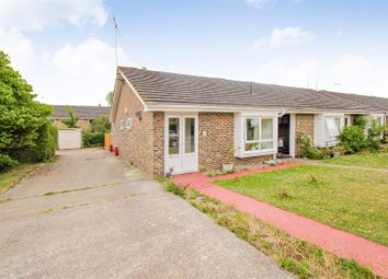 Thumbnail 2 bed terraced bungalow for sale in Foxdown Close, Canterbury
