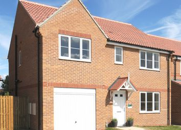 "Thumbnail 4 bed detached house for sale in ""The Winster"" at Station Road, North Hykeham, Lincoln"