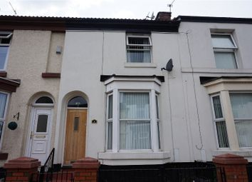 Thumbnail 3 bed terraced house for sale in Coniston Street, Liverpool