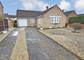 Thumbnail 2 bed detached bungalow for sale in Ethel Colman Way, Thetford, Norfolk