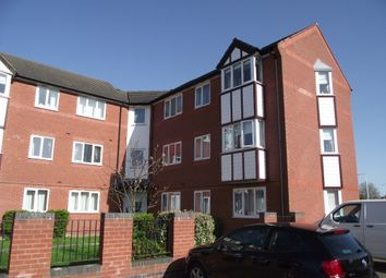 Thumbnail 2 bed flat to rent in Portbury Close, New Ferry, Wirral
