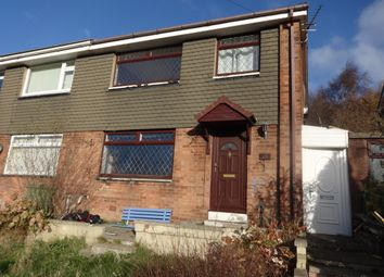 Thumbnail 3 bed semi-detached house to rent in Lansdowne Close, Batley