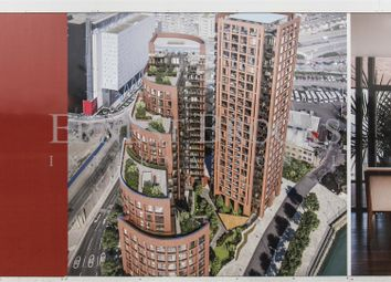 Thumbnail 1 bed flat for sale in Orchard Wharf, London Riverside