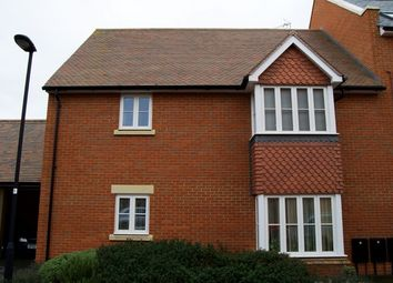 Thumbnail 2 bedroom flat for sale in St Marys, Wantage, Oxfordshire