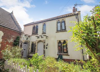 Thumbnail 3 bed cottage for sale in School Road, Runham, Great Yarmouth