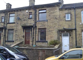 Thumbnail 2 bedroom terraced house for sale in Virginia Street, Clayton, Bradford
