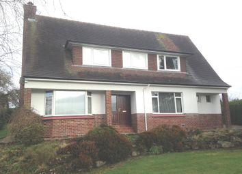Thumbnail 4 bed detached house for sale in 32 Hardthorn Road, Dumfries