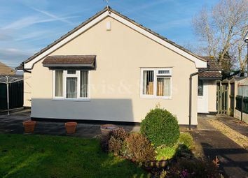 Thumbnail 3 bed detached bungalow for sale in Dancing Close, Magor, Monmouthshire .