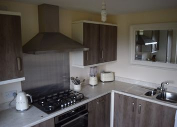 Thumbnail 3 bed detached house to rent in Aubigny Road, Haddington, East Lothian