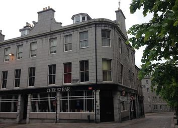 Thumbnail 2 bed flat to rent in Hadden Street, Aberdeen