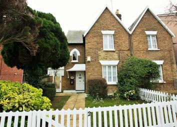 Thumbnail 2 bed cottage to rent in Gothic Cottages, Highfield Road, Golders Green