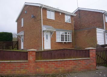 Thumbnail 3 bed detached house for sale in Kings Park, Scotland Gate, Choppington