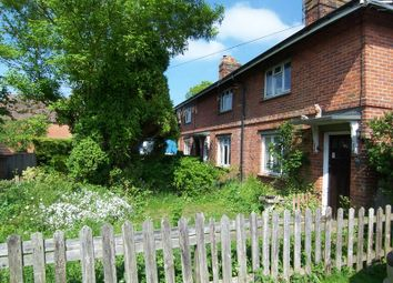 Thumbnail 3 bed cottage for sale in North Street, Kingsclere, Newbury