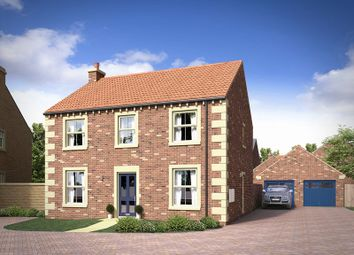 Thumbnail 4 bed detached house for sale in Plot 2 - The Beech, Waters Meet, Great Broughton