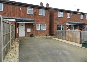 Thumbnail 3 bed semi-detached house to rent in Hallmead Close, Cheltenham
