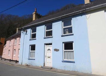 Thumbnail 3 bed terraced house for sale in Llangrannog, Llandysul