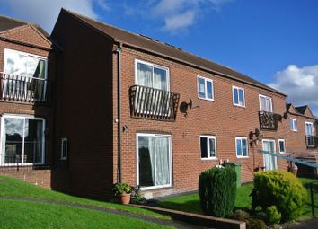 Thumbnail 2 bedroom flat for sale in Dove Court, Ironbridge, Telford, Shropshire.