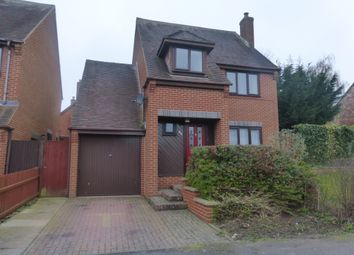 Thumbnail 3 bed detached house for sale in Redding Grove, Crownhill, Milton Keynes
