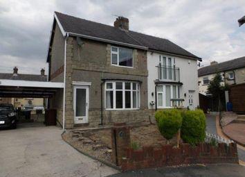 Thumbnail 2 bed semi-detached house for sale in Walverden Crescent, Nelson, Lancashire, .