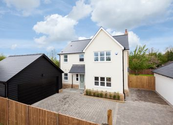 Thumbnail 3 bed detached house for sale in London Road, Barkway, Royston