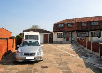 Thumbnail 3 bed end terrace house for sale in Whitehall Road, Ramsgate