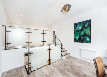Thumbnail 2 bed flat for sale in Shore Road, London