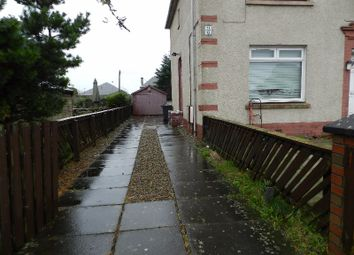Thumbnail 2 bed flat to rent in Merryvale Road, Irvine, North Ayrshire