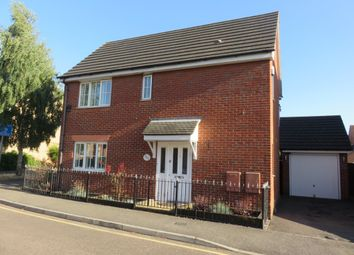 Thumbnail 3 bed detached house for sale in Plymouth Road, Chafford Hundred, Grays