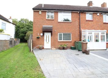 Thumbnail 3 bed end terrace house to rent in Hurstcourt Road, Sutton Common