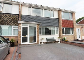 Thumbnail 3 bed terraced house to rent in Binness Way, Farlington, Portsmouth