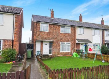 Thumbnail 3 bedroom end terrace house for sale in Twickenham Drive, Moreton, Wirral