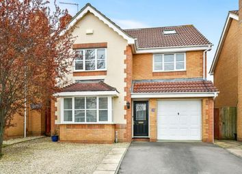 Thumbnail 5 bed detached house for sale in Linden Way, Common Platt, Swindon, Wiltshire