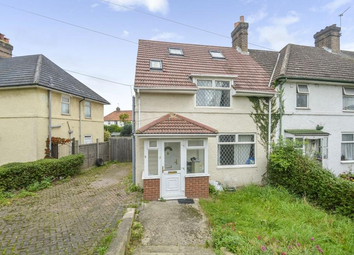 Thumbnail 5 bed semi-detached house to rent in Hunters Grove, Hayes, Middlesex