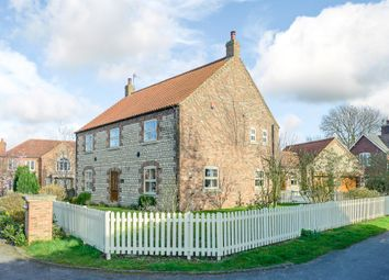 Thumbnail 4 bed detached house for sale in School Lane, Appleby, Scunthorpe