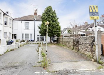 Thumbnail 2 bed terraced house to rent in Stanhope Road, Worthing, West Sussex
