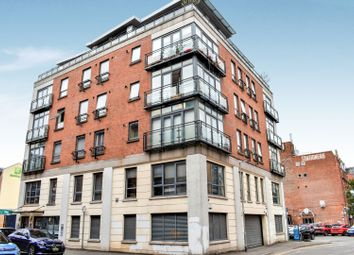 Thumbnail 2 bed flat for sale in 4 Downshire Place, Belfast