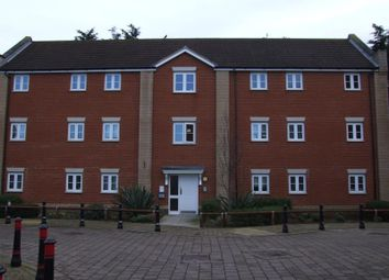Thumbnail 2 bed flat to rent in Bull Road, Ipswich, Suffolk