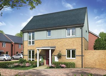 "Thumbnail 3 bed semi-detached house for sale in ""The Linear"" at Wood View, Grays"