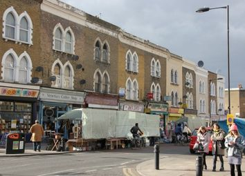 Thumbnail 1 bed flat to rent in Chatsworth Road, Lower Clapton